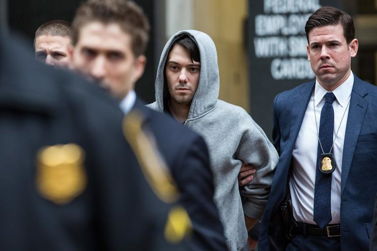 How a 'satirical' social media post landed Martin Shkreli in jail