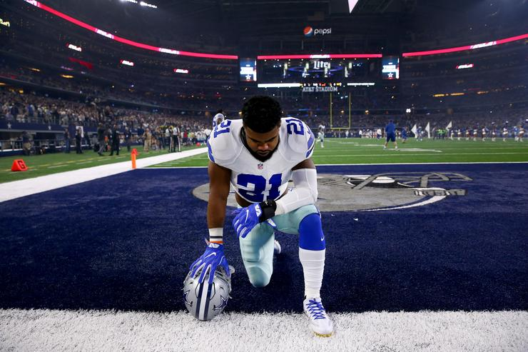 Ezekiel Elliott's lawyers respond to NFL's emergency action