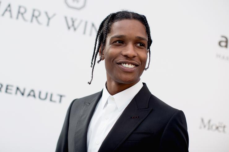 Under Armour Announces ASAP Rocky Partnership
