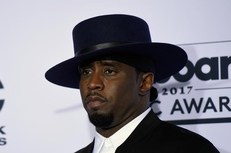 Diddy at 2017 Billboard Music Awards