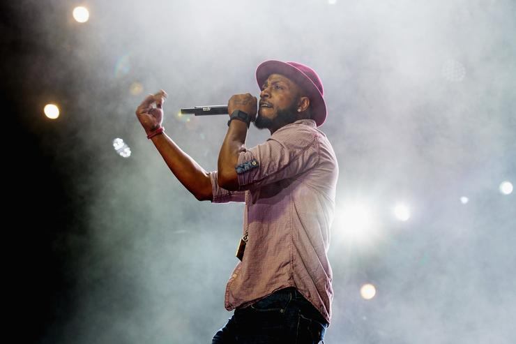 Mystikal at 2017 ESSENCE Festival