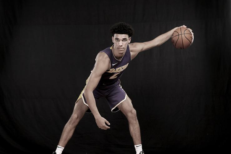 Lonzo Ball Scraps His First Shoe, Introduces Redesigned Model