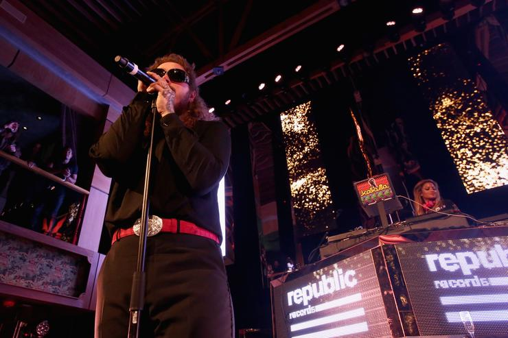 Post Malone & 21 Savage Break Apple Music's Streaming Record with 'Rockstar'