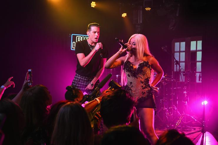 Cardi B & G-Eazy At Dive Bar Tour