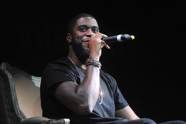 Big K.R.I.T. at Elliott Wilson's CRWN series