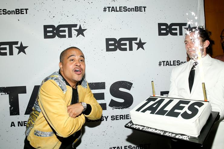 BET Series 'Tales' Screening - Los Angeles
