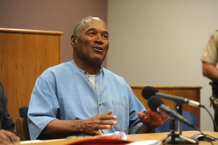 The Conspiracy Behind OJ Simpson's Release from Prison