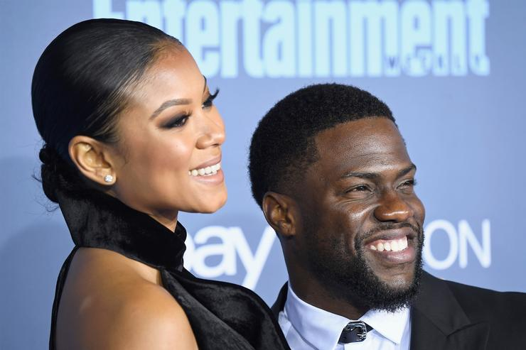 Kevin Hart, wife host lavish baby shower