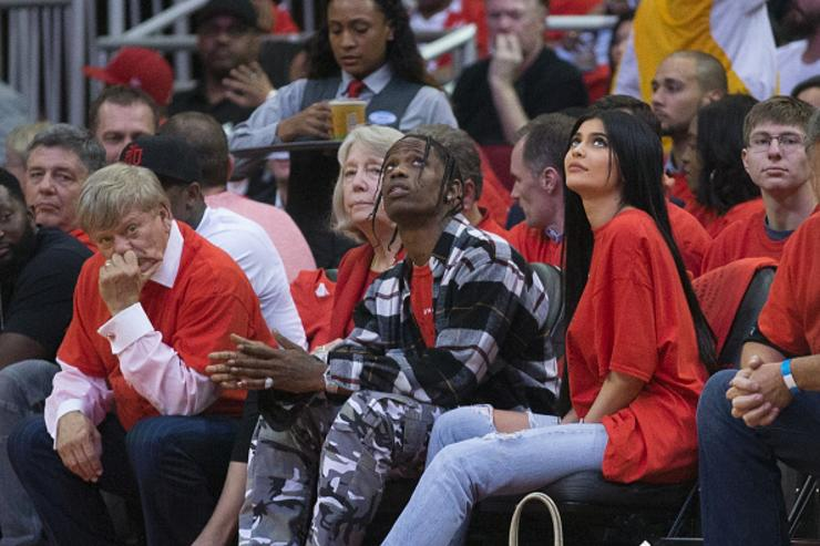 Travis Scott x Kylie Jenner