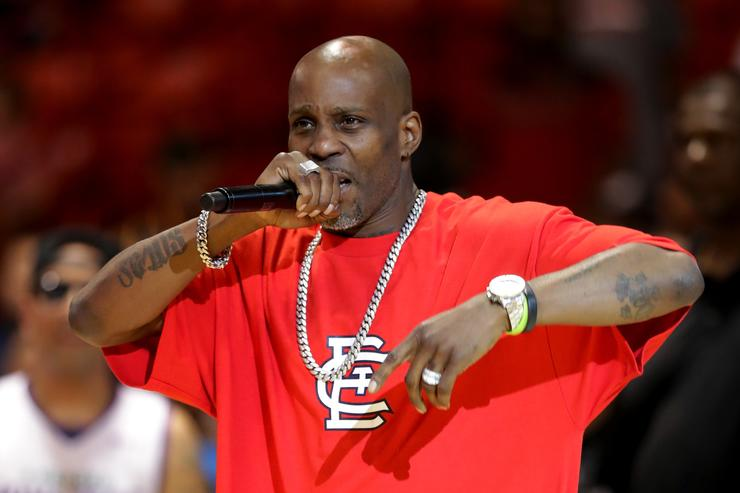 DMX at BIG3 Event