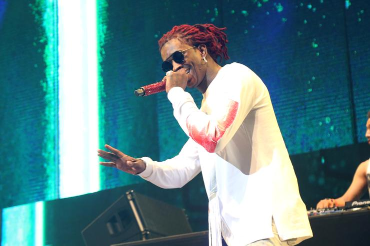 Young Thug Is Now Threatening His Fiancée's Life On Social Media