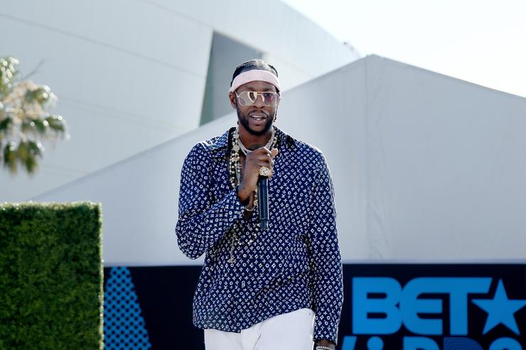 2 Chainz at 2017 BET Experience