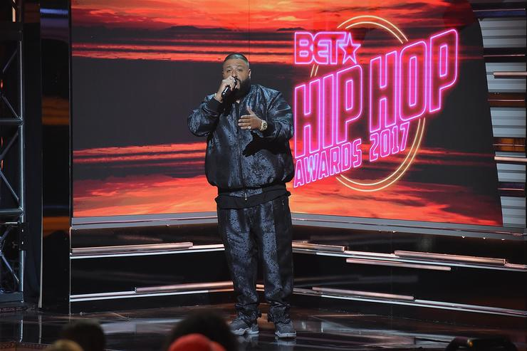 DJ Khaled at BET Hip Hop Awards