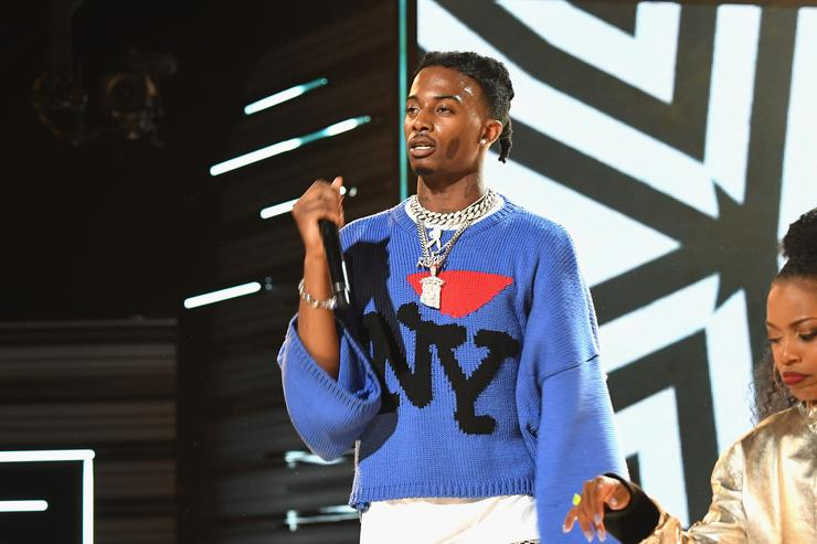 Playboi Carti at BET Hip Hop Awards