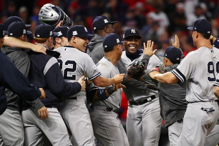 Houston won 5 of 7 games vs. New York Yankees in 2017