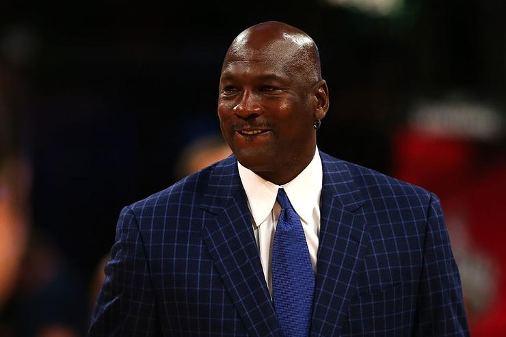 Michael Jordan concerned about National Basketball Association super teams