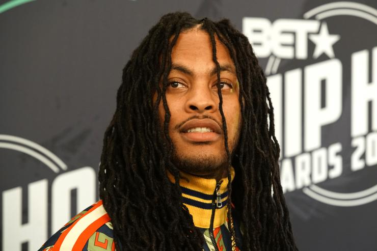 Waka Flocka at the 2017 BET Awards