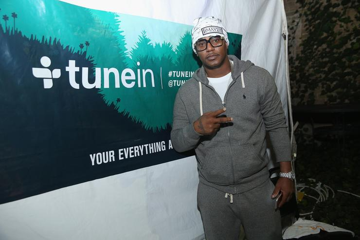 Cam'Ron TuneIn Presents the Hip-Hop Beat Showcase at SXSW