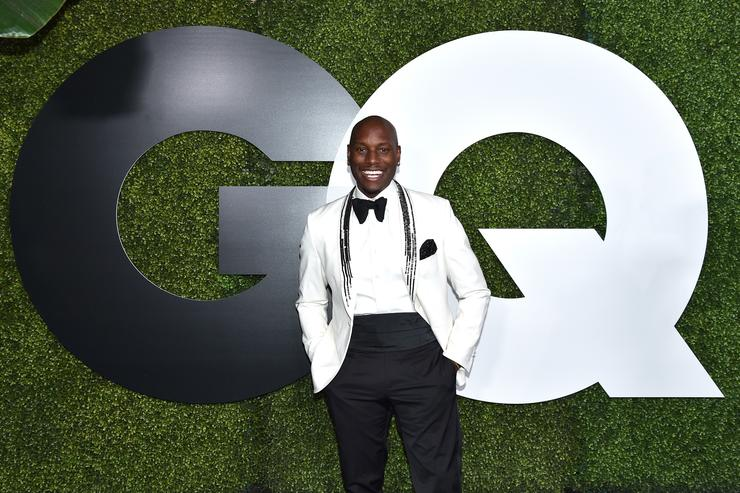 Tyrese GQ 20th Anniversary Men Of The Year Party - Arrivals