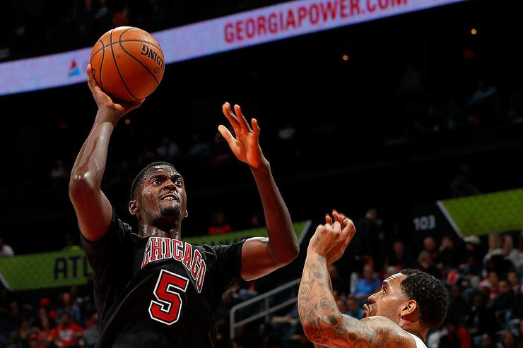 Bulls' Portis suspended eight games for injuring teammate in fight during practice