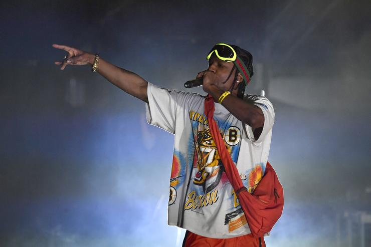A$AP at coachella 2017