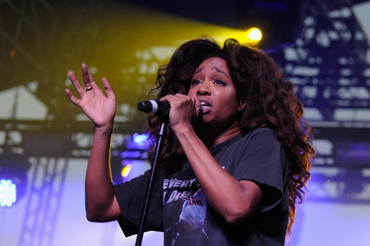 SZA at Coachella 2016