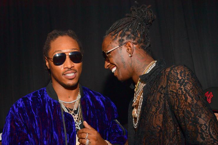 Future & Young Thug Dropping