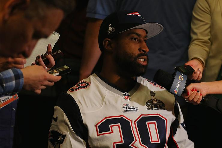 Brandon Browner was reportedly arrested for cocaine in May