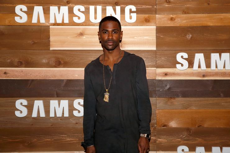 Rapper Big Sean attends the Universal Music Publishing Group cocktail reception at Samsung Studio at SXSW 2015 on March 18, 2015 in Austin, Texas