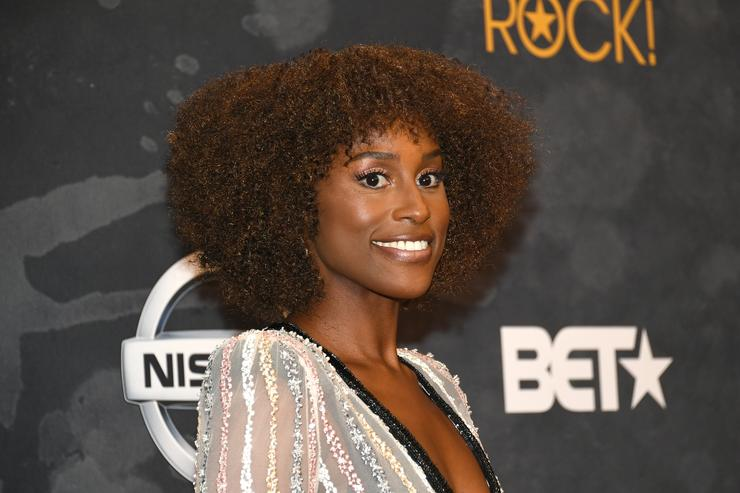 Issa Rae at Black Girls Rock Event