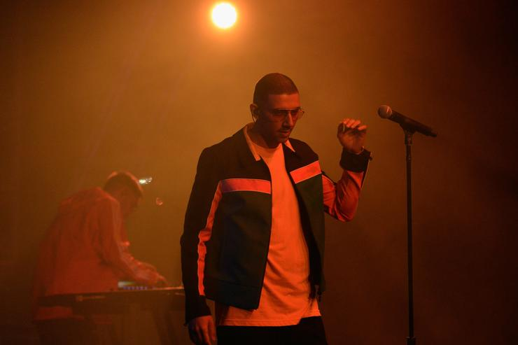 Majid Jordan at 2017 FYF Fest