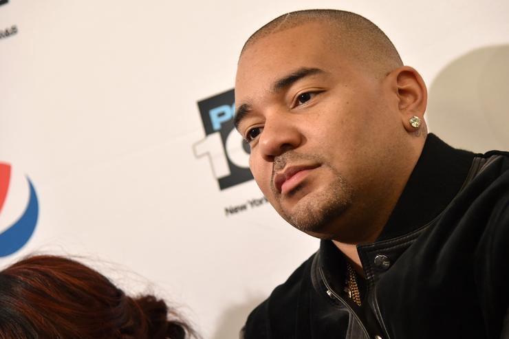 DJ Envy of The Breakfast Club attends Power 105.1's Powerhouse 2015 at the Barclays Center on October 22, 2015 in Brooklyn, NY