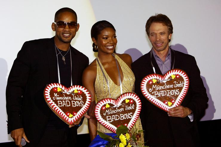 'Bad Boys' Spinoff TV Series Starring Gabrielle Union In the Works