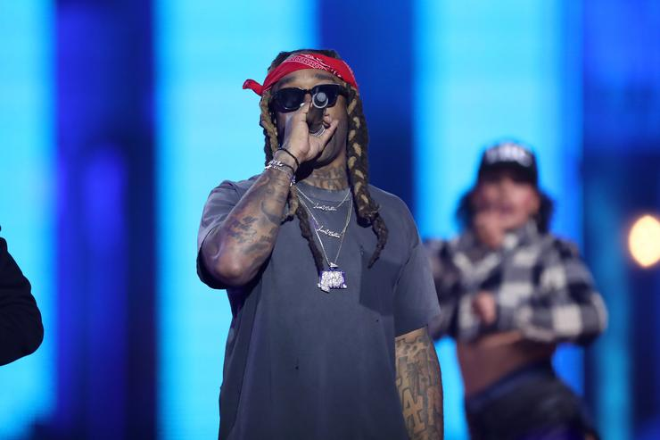 Ty Dolla Sign at VH1 Hip Hop Honors