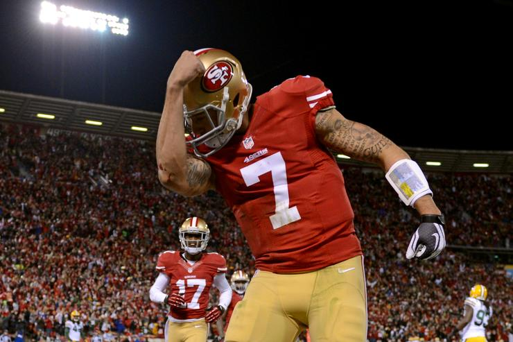 Colin Kaepernick Reportedly Signs Book Deal Worth Over $1M