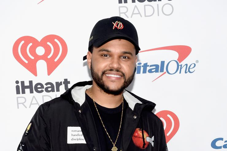 The Weeknd @ iHeart Festival
