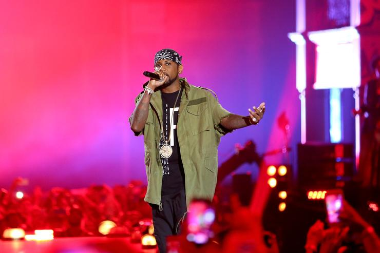 Fabolous at VH1 Hip Hop Honors