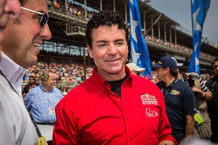 Papa John's blames National Football League  protests for declining pizza sales