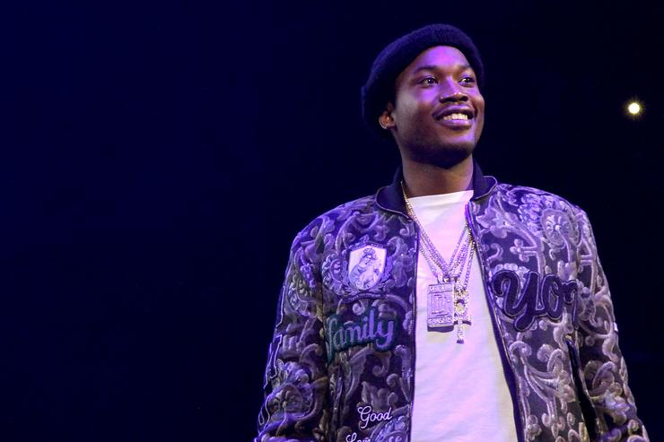 Meek Mill at 2015 Powerhouse Concert