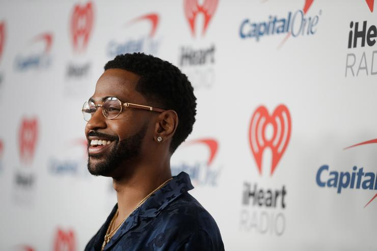 Big Sean at 2017 iHeart Radio fest