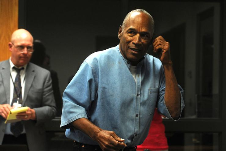 OJ Simpson reportedly booted from Las Vegas hotel after drunken disturbance