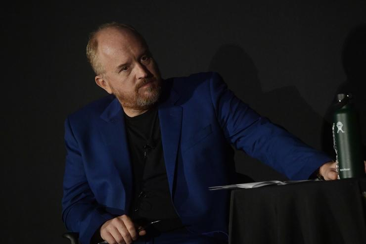 Louis CK accused of sexual misconduct in bombshell report