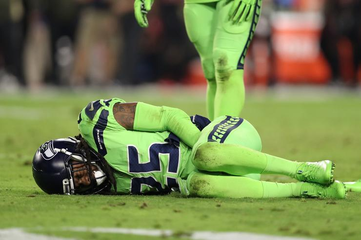 Richard Sherman ruptures Achilles against Cardinals