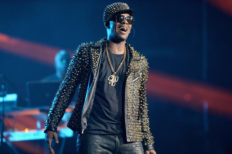 R. Kelly at 2013 BET Experience