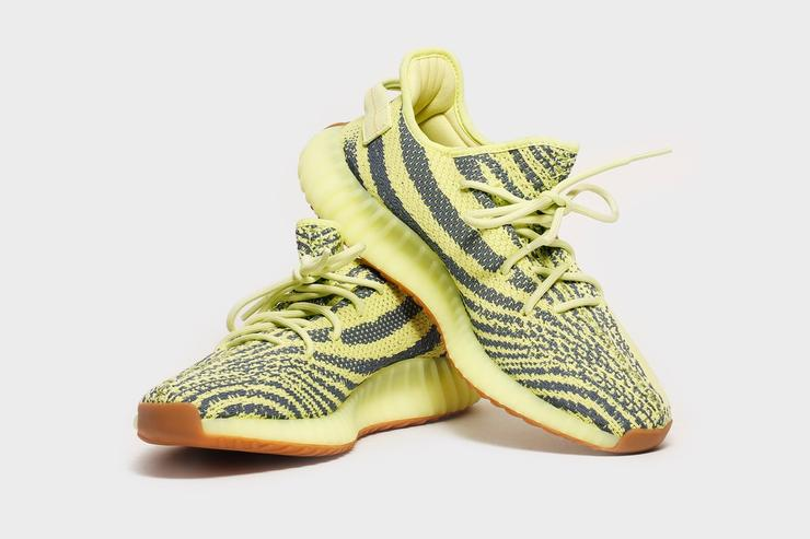 adidas yeezy semi frozen yellow drop time