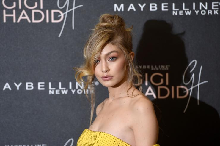 Gigi Hadid Drops Out Of This Year's Victoria's Secret Fashion Show