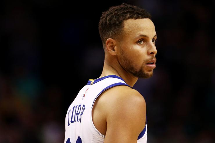 """Steph Curry: It's """"Very, Very Likely"""" Celtics Will Face Warriors In NBA Finals"""