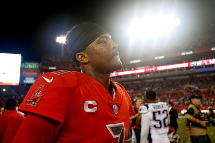 National Football League reportedly investigating Jameis Winston for allegedly grabbing female Uber driver's crotch