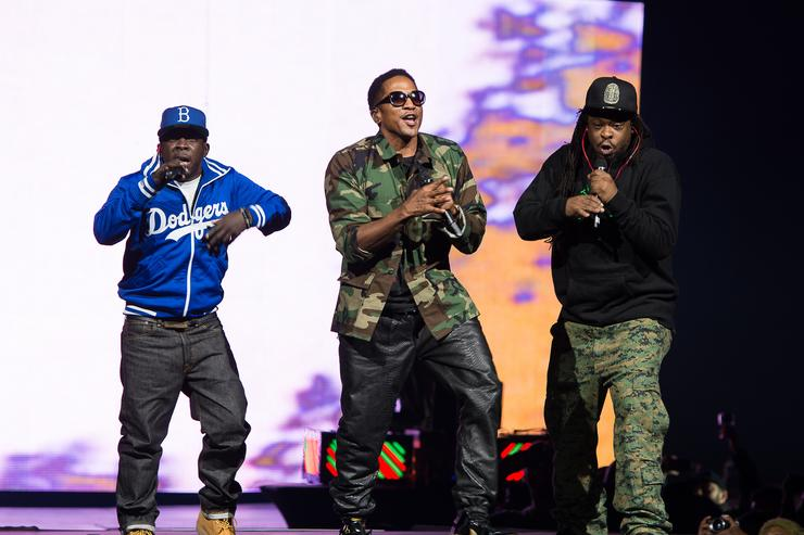 A tribe Called questo 2014 New York
