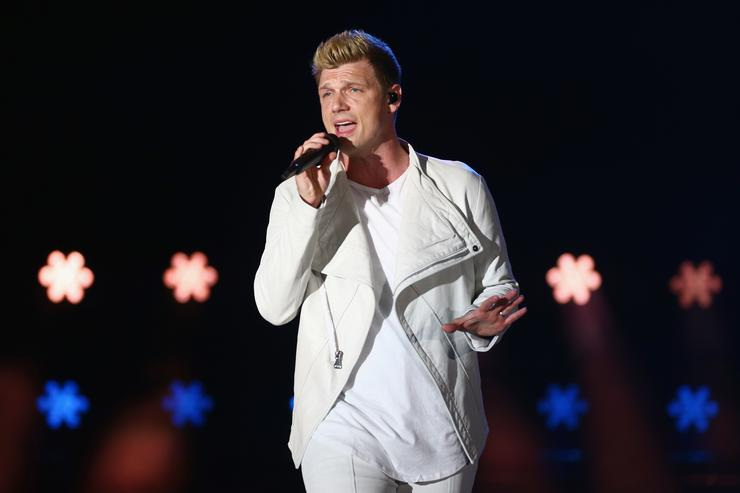 Nick Carter denies sexual assault allegation